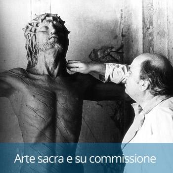 Arte sacra e su commissione