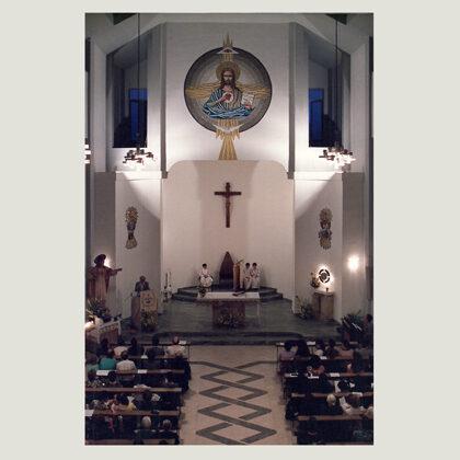 Mosaici per la Chiesa del Sacro Cuore a Comiso