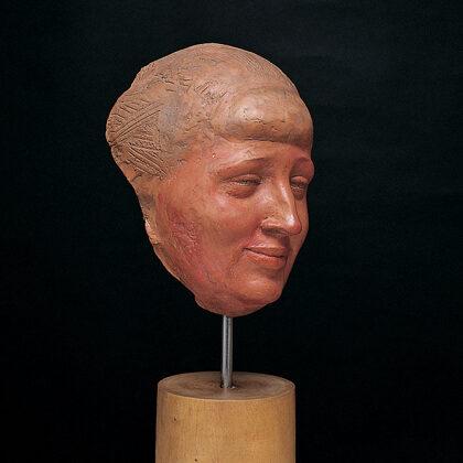 """""""Maria"""" 1969 terracotta"""
